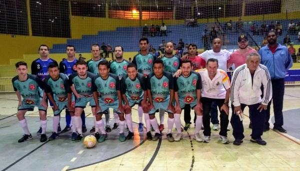 Avaré enfrenta Angatuba na semifinal da Copa TV Tem de Futsal