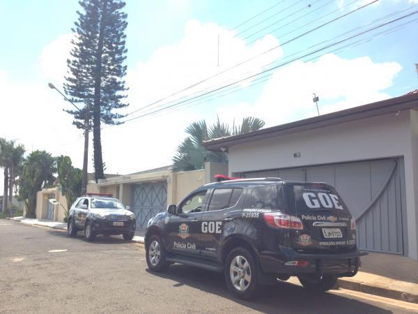 Polícia de Avaré prende quadrilha especializada em roubo e furto a residências