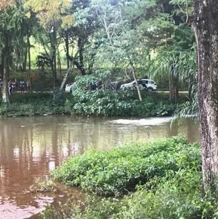 Corpo de homem é encontrado em lagoa do Horto Florestal de Avaré