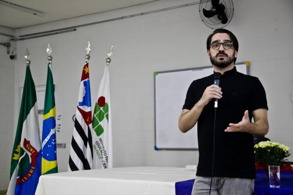 Instituto Federal realiza Aula Inaugural do Curso de Tecnologia em Gastronomia