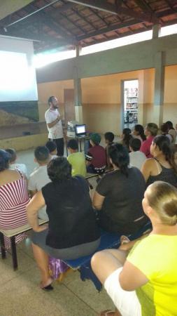 Bullyng é tema de círculo de palestras na Rede Municipal de Ensino