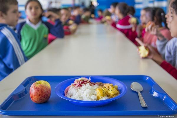 Secretaria da Educação divulga dados da merenda escolar no município