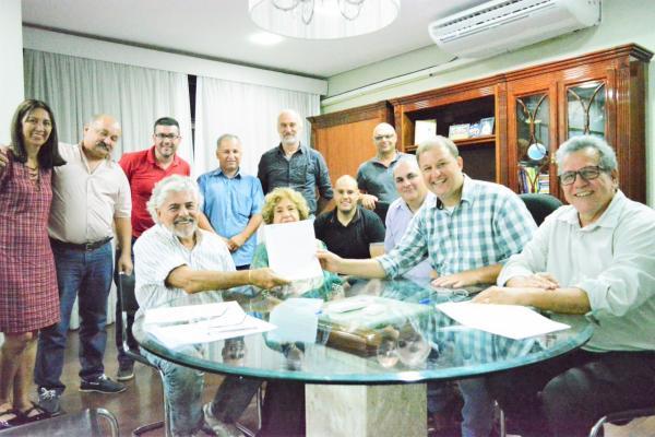 Puma oficializa instalação no Parque Tecnológico e confirma intenção de construir fábrica em Botucatu