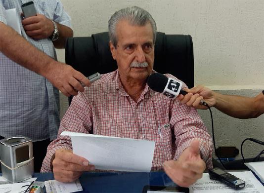 Vereadores decidem sobre cassação do Prefeito em Piraju nesta segunda-feira
