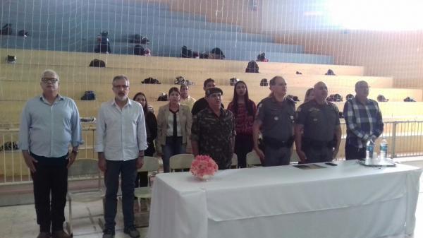Serviço Militar promoveu Cerimônia de Compromisso à Bandeira