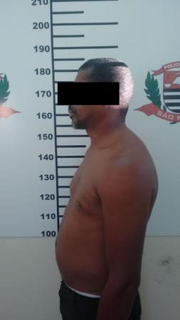 Polícia prende autor de homicídio procurado desde 2012
