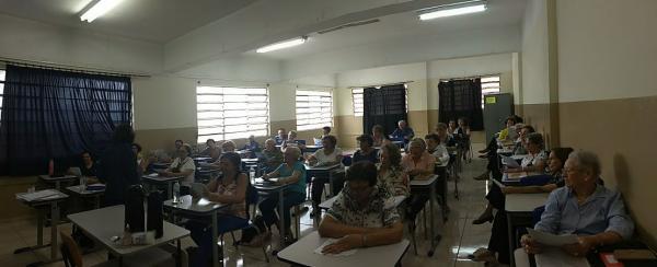 A Faculdade FREA de Avaré e o curso de Educação Física promovem atividades em benefício da terceira idade