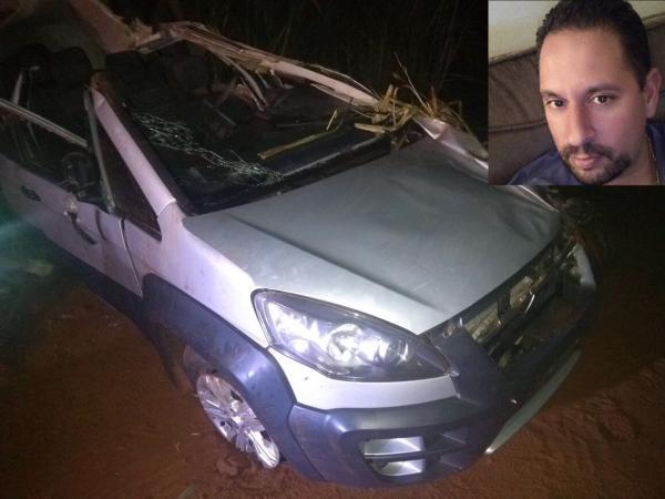 Empresário morre após acidente em rodovia de São Manuel