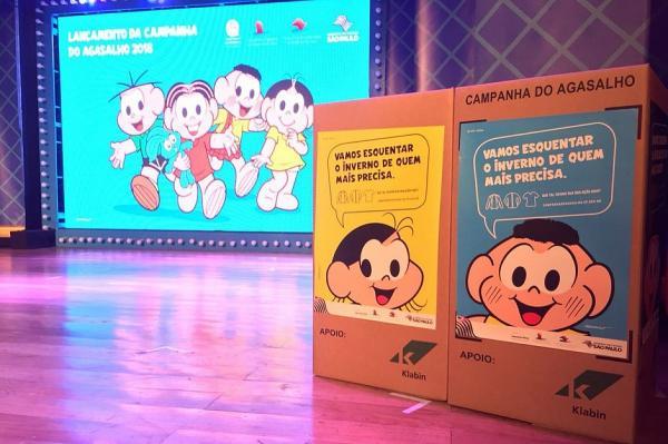 Confira os postos de arrecadação da Campanha do Agasalho 2018