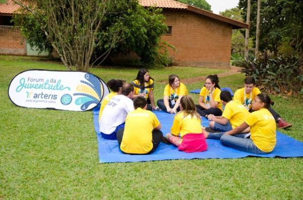 Estudante da rede pública de Barra Bonita  participará de fórum nacional sobre trânsito, em Leme