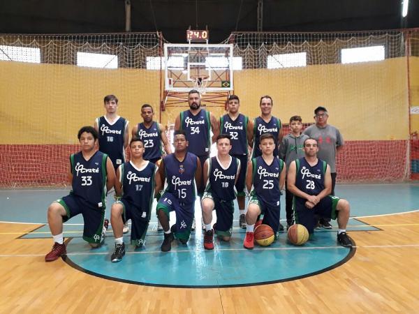 Liga de Basquete Centro-Oeste Paulista jogou no final de semana
