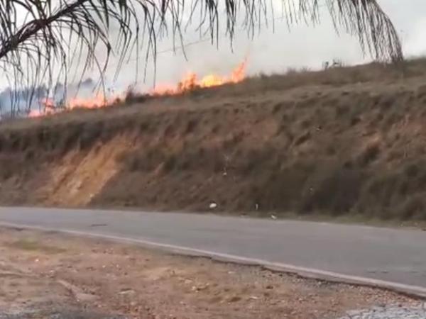 Bombeiros registram mais de 20 queimadas nas últimas 24 horas na região de Avaré