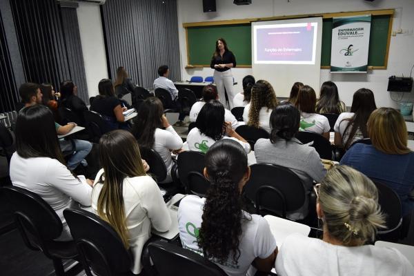 Faculdade Eduvale de Avaré promove a X Semana de Enfermagem