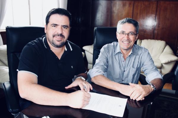 Abelardo Ferreira é o novo secretário de serviços