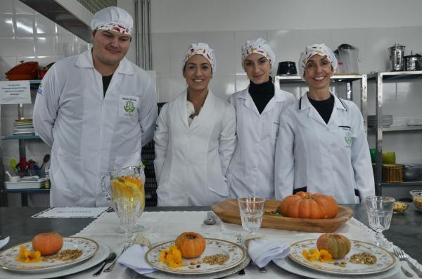 Alimentação vegetariana é tema da terceira edição do NutriChef Eduvale