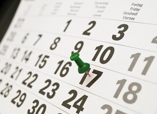 Secretaria divulga a agenda cultural da semana