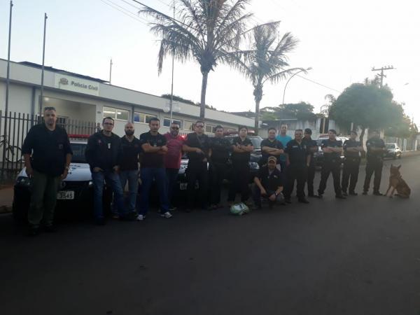 Polícia desmantela associação entre traficantes de Avaré e Itatinga