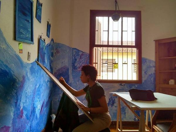 Instalação artística será destaque no Centro Cultural Esther Pires Novaes