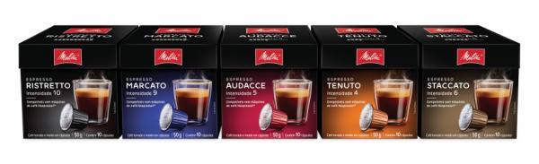 Melitta anuncia entrada no mercado de cápsulas compatíveis com máquina Nespresso
