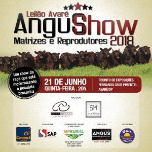 Leilão Avaré Angus Show apresentará genética voltada à produção durante a Exponel 2018
