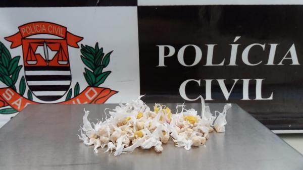 Reincidente, homem é preso em Piraju por tráfico de drogas