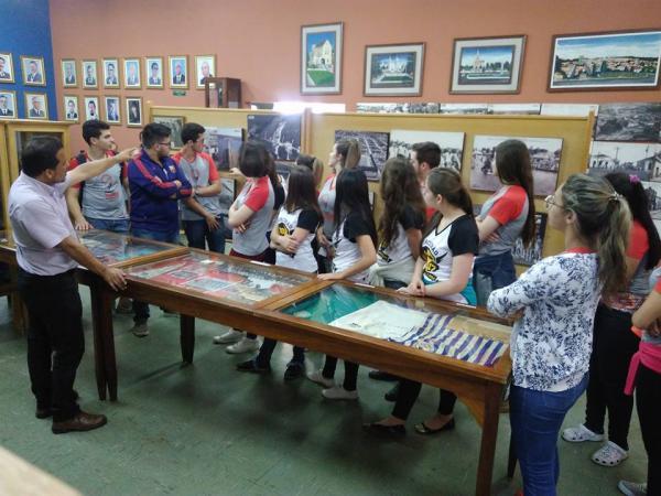 Museu Municipal faz projeto para atrair estudantes