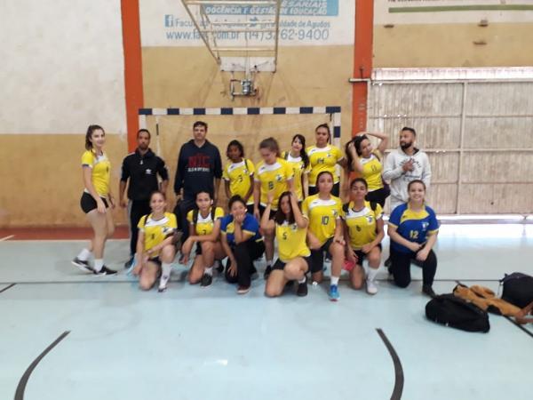 Meninas de Avaré vencem Jaú na Liga de Handebol