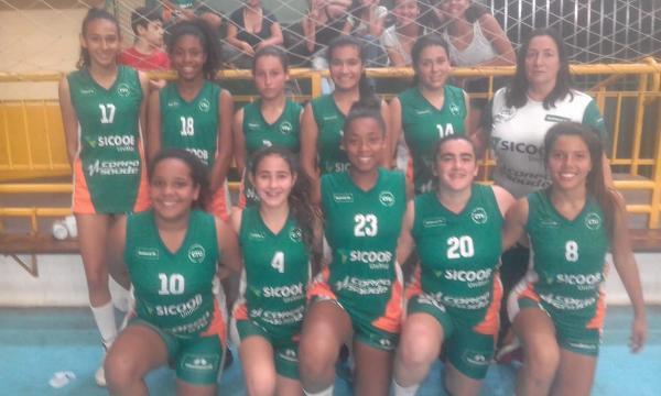 Basquete feminino ganha bronze nos Jogos da Juventude