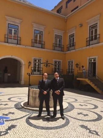 Professores da Faculdade Eduvale de Avaré iniciaram curso de doutorado internacional em Portugal