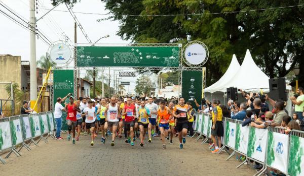 Mais de 2500 participam Corrida Pelo Verde em Avaré
