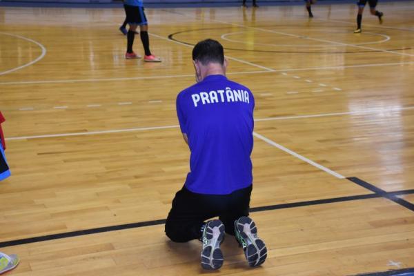 Futsal masculino sub-20 de Pratânia é ouro nos Jogos Regionais