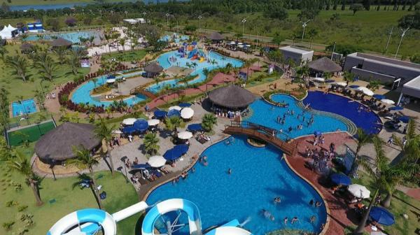 Parque aquático divulga retorno de atividades