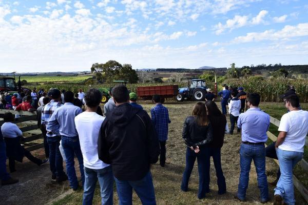 5° Dia de Campo da Cultura do Milho é realizado na Fazenda Eduvale