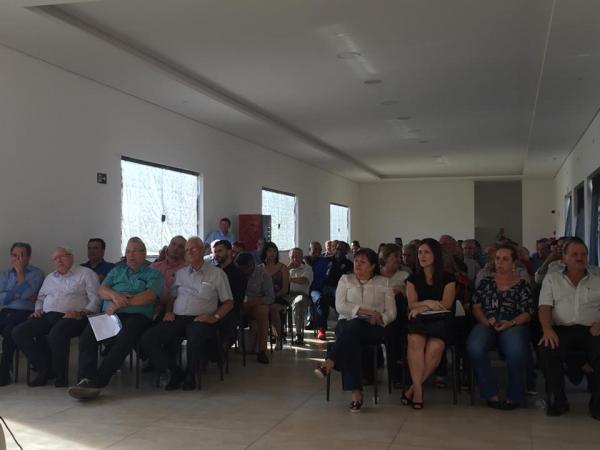 Presidente do Sincomerciarios Avaré participa de reunião sobre Campanha Salarial