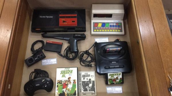 Museu Municipal abre mostra sobre a história dos videogames