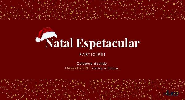 """Prefeitura começa a campanha """"Natal Espetacular"""""""