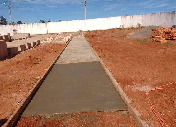 Cemitério Municipal de Cerqueira César passa por ampliação