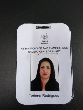 Representante da Apae atua em vendas externas para a campanha dos associados