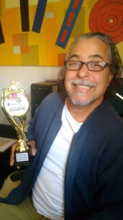 O avareense Xavier é premiado na 16º Edição do Salão do Humor de Cerquilho