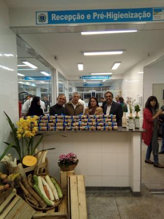 Selo Colaborador Amigo 2018 é entregue pelo Banco de Alimentos de Botucatu