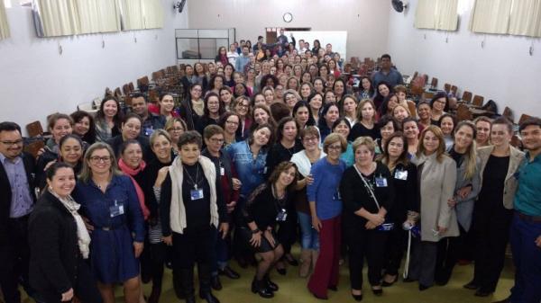 Avaré participa do XVI Fórum de Educação Infantil