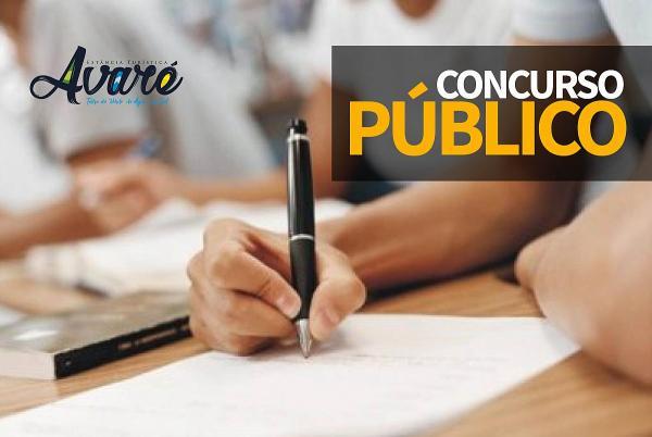 Prefeitura de Avaré abre novo concurso para 35 vagas