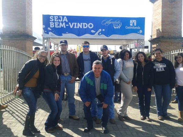Zootecnia Eduvale visita a vitrine da tecnologia do leite, a Agroleite 2018