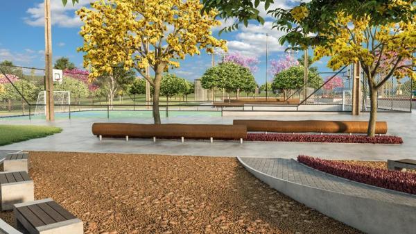 Boatucatu:População ganha completo parque na região Sul