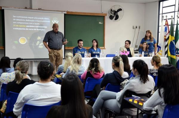 Faculdade Eduvale promove segunda edição da Jornada de Nutrição