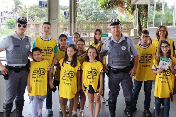Rodoviária de Jaú receberá ação para conscientizar  sobre uso do cinto de segurança em ônibus