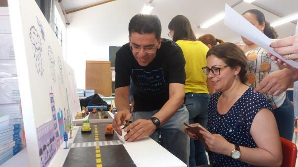 Professores de Avaré e Santa Cruz do Rio Pardo recebem capacitação sobre trânsito