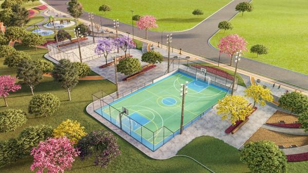 Inauguração de novo parque na região Sul de Botucatu é neste sábado, 22