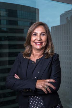 Maria José Finardi, coordenadora de Sustentabilidade da Arteris