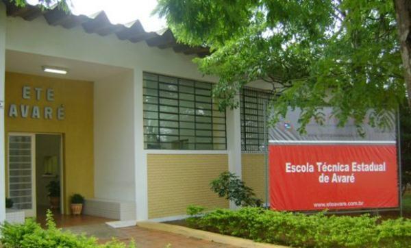 Etec de Avaré está com as inscrições abertas para o Vestibulinho 1º Semestre/2019